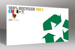 100 Ecostar Laser Recycled